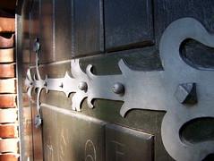 moravia 11 (ondey) Tags: door shadow church marie karel kostel moravia morava panny stín breclav vrata dveře weinbrenner břeclav lundenburg navštívení postorna poštorná