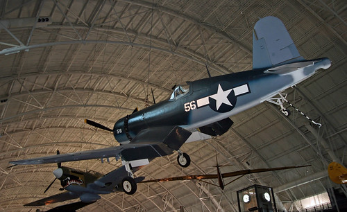 Vought F4U-1D Corsair (50375)