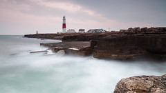 Portland Bill Lighthouse (Chrissphotos) Tags: lighthouse portland portlandbill 24105l canon5dmkii chrislawes