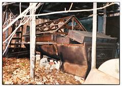 Frostpocket Maple Syrup - remnants