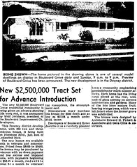 Downey, California (The Downey Conservancy) Tags: california ca homes vintage ads ed george phil edward anthony historical society downey redfox fickett thedowneyconservancy