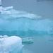 La laguna glaciar de Jökulsárlón en Islandia