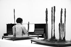 Avec Giacometti et en musique (El H1N5) Tags: grenoble giacometti 40d virela virela2 virela3 virela4 virela5 virela6 virela7 virela8 virela9 virela10
