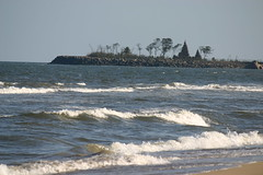 Shore Temple (StefT) Tags: bayofbengal