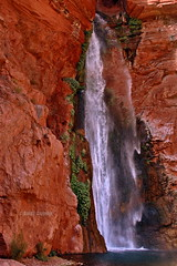 Deer Creek Falls (Chief Bwana) Tags: arizona waterfall grandcanyon az grandcanyonnationalpark deercreekfalls psa104 chiefbwana