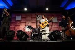 Meklit Hadero Performing at the 2013 Global Philanthropy Forum