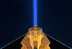 Luxor Hotel & Casino Las Vegas (Allard Schager) Tags: longexposure nightphotography blue usa gambling sphinx architecture night america gold hotel golden design spring nikon paradise nightshot pyramid lasvegas nevada unitedstatesofamerica kitsch landmark icon casino spotlight illuminated resort 1993 le april thestrip waste sphynx amerika luxor lente iconic luxury giza thebes sincity upward graphical lightbeam lasvegasstrip 2013 greatsphinxofgiza uniquedesign d700 skybeam xenonlamps luxorhotelcasino veldonsimpson nikond700 nikkor2470mmf28 nikonfx allardone allard1 inclinators mgmresortsinternational allardschagercom charlessilverman brightestbeamintheworld