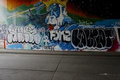 SNUPE - FONZ - LABRAT (dim9th) Tags: seattle graffiti fonz snare fons labrat snupe