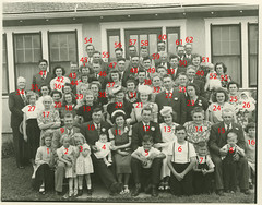 LarryLindyWeddingday_at_ReynoldsFarm-2-numbered (timdl) Tags: weddingday grouppicture numberedpeople larrylange lindylange