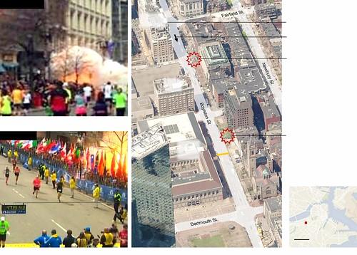 انفجار بوسطن - حربٌ بارده أم تنبيه ألمتشددين.
