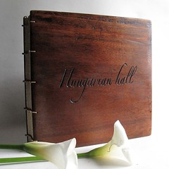 Hungarial hall (LACUNA work) Tags: names personalized photoalbum recycledpaper portugese blankjournal upcycled landscapealbum woodencovers reclaimedfurniture handmadewedding woodwook woodlandwedding woodenjournal carvedcovers personalizedabum lacunawork
