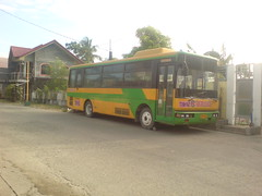 Big Foot Shuttle (Hari ng Sablay ) Tags: bus philippines minibus isuzu shuttlebus midsize norzagaray airconbus pbpa jspecs philippinebusphotographersassociation bigfootshuttle