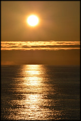 Later that day.. (~Ranveig Marie~) Tags: ocean light sunset sea sky cloud sun seascape mountains reflection nature water sunshine weather norway night gold golden evening coast norge nikon view horizon natur norwegen sunny norwegian sparkle shore noruega nordic scandinavia westcoast seashore sparkling hav solnedgang romsdal frna vestlandet kveld norsk nordisk norvge mreogromsdal sunstreaks sealine sunstreak explored bjrnsund nordvestlandet d5200 moya norebjrnsund nordrebjrnsund nrebjrnsund nrdrebjrnsund