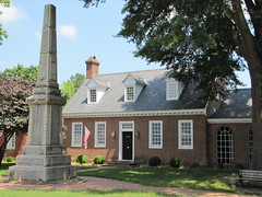 Gloucester Historic Courthouse Circle - By Chu...
