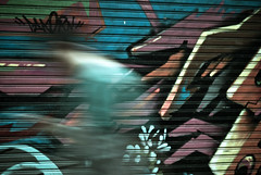[Merge-visiblE] (Angelo G.I.O.) Tags: street people streetart streets art statue walking thailand outside outdoors 50mm graffiti evening daylight nikon waiting asia afternoon market drawing availablelight bangkok candid streetphotography daytime passing nikkor 18 naturalight eveninglight khaosan khaosanroad peoplemoving d3000 streetsofbangkok nikond3000 totallythailand