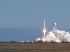 Antares Liftoff (brownpau) Tags: space nasa rocket launch antares wallops orbitalsciences sd770is nasasocial uploaded:by=flickrmobile flickriosapp:filter=nofilter