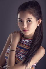 Portrait (Davidhuy Photography) Tags: portrait beauty fashion closeup composite studio duo group single onlocation edgy davidhuy