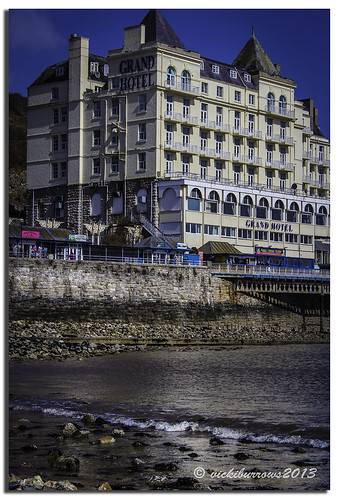 THE GRAND HOTEL LLANDUDNO