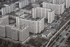 Where all the people live.. (roomman) Tags: old city tower television architecture town tv high russia top moscow district capital north style aerial exhibition highrise metropolis tall russian region moskau federation excursion overview tallest moskva aereal ostankino 2013 ostankinsky condominion russianfderation ostankinski