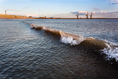 Aberavon Beach (Sean Pursey) Tags: beach wales port talbot aberavon sandfields