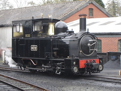 BP 3496 (rustonregister) Tags: light railway loco peacock steam locomotive earl bp powys llanfair the beyer welshpool 3496 060t caereinion