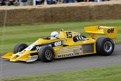 Renault RS01 F1 (1977 - here driven by Ren Arnoux, ex. Jean-Pierre Jabouille) (racingwinston) Tags: renault grandprix fi formule1 formula1 arnoux alainprost jabouille