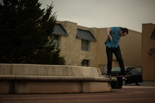 Backside Tailslide