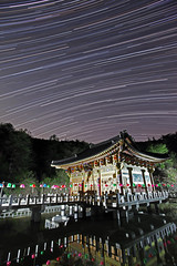 EDITIlbungsaApr30startrailsnc1 (Tamas V) Tags: longexposure travel light sky mountain lake color colour reflection travelling night forest reflections asian temple gold lights star golden evening la pond colorful asia long exposure skies top buddha buddhist trails korea astro shangrila trail korean ii astrophotography midnight temples lanterns 5d astronomy canon5d 28 lantern colourful traveling southkorea buddhisttemple f28 startrails shangri astronomical markii mountaintop startrail 1635mm deepsky buddhatemple 1635l southkorean 1635f28 5dmarkii 5d2 canon1635lii canon5dmarkii  ilbungsa