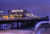 Brighton Pier (Stuart Gennery Photography) Tags: sea beach water lights coast pier seaside brighton pebbles entertainment lamps funfair hdr brightonpier platinumheartaward