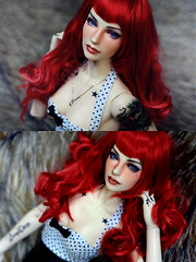 return of the red.2 (devolvedarling) Tags: carina bjd iplehouse