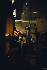 . (peter methven) Tags: portrait black reflection classic beauty bar night canon vintage 50mm mirror noche couple noir pareja ambientlight retrato negro grain style poland boredom retro beaut sit espejo warsaw estilo oneway baroque miroir chiaroscuro nuit polonia assis warszawa cru reflexin psychology pivo grano claroscuro varsovie barroco varsovia sentarse pologne clairobscur classique clsico chiaroscura rflexion rtro psychologie lennui faceinhands labelleza lumireambiante luzambiental elaburrimiento paintingquality pinturadecalidad lapsicologa lacaraenlasmanos peinturedequalit levisagedanslesmains