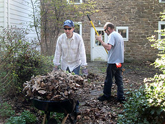 Spring Volunteer Work Day 2013