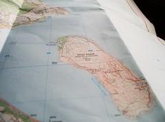 Holy isle map (digitalia) Tags: uk art island scotland map holy cartography survey isle arran contour ordnance blackwaterfoot