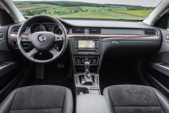 Skoda Superb Combi (koda_Nederland) Tags: superb interieur combi koda