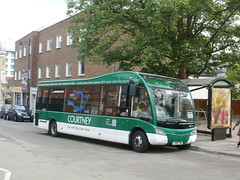 Courtney Buses YJ62 FMA (Berkshire bus pics) Tags: buses courtney solo sr maidenhead optare m890 yj62fma