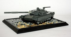 T-72AV (1) (Babalas Shipyards) Tags: tank lego military russian armour coldwar afv fightingvehicle