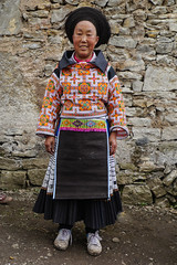 Nice people, the FOUR SEAL MIAO, in the village Niu Chang Ba (Rita Willaert) Tags: china tribal guizhou miao minority southwestchina minderheden bijie foursealmiao villageniuchangba