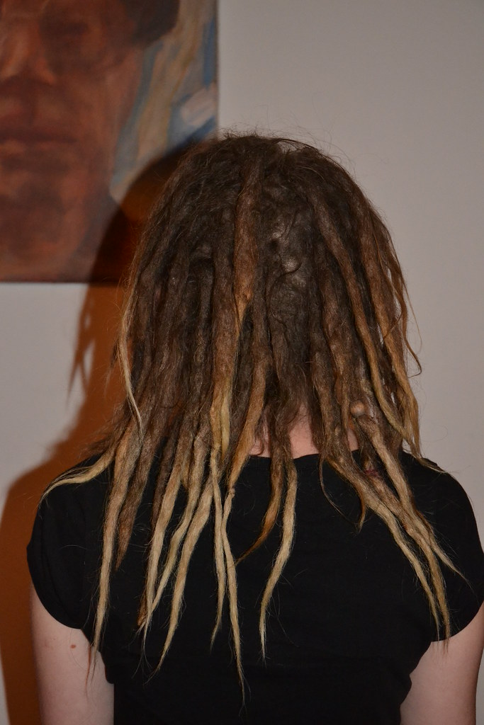 The World\'s Best Photos of dreads and dye - Flickr Hive Mind