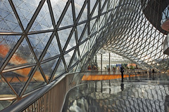 MY ZEIL (GER.LA - PHOTO WORKS) Tags: shopping architecture abstract modern frankfurt germany europa