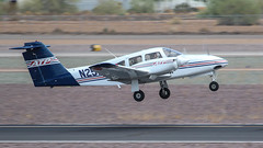 ATP Piper PA-44-180 N257AT (ChrisK48) Tags: 2001 atp aircraft airplane dvt kdvt n257at pa44 phoenixaz phoenixdeervalleyairport piperpa44180 seminole