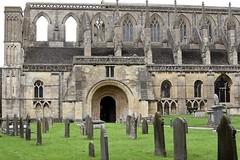 Malmesbury Abbey (Dave_S.) Tags: england gb uk malmesbury saxon norman abbey