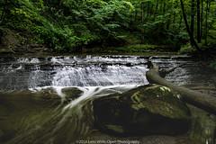 Bridal Veil Falls (jomak14) Tags: bedford bridalveilfalls canoneos1ds daytimelongexposure fullframe kenkond8filter ohio tamronspaf2875mmf28 waterfall