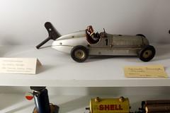 1930s Toy Mercedes racing car (Davydutchy) Tags: tatra register deutschland trd jahrestreffen annual rally ausfahrt classic car ride beilngries bayern bavaria beieren duitsland germany
