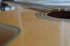 tribute; (sean_o_connire) Tags: guitar tribute dad light strings music love