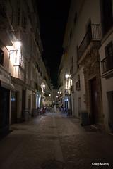 Cadiz (22) (crgmry) Tags: cadiz andalucia narrowstreet historiccity historic picturesque night