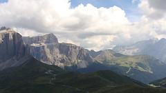 Sassolungo - Sassopiatto (stefano.rossetti@ymail.com) Tags: sassolungo sassopiatto trentino gardena rifugio vicenza montagna trekking