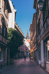 Strasbourg (bruit_silencieux) Tags: strasbourg alsace street streetlife people city france basrhin architecture sony sonyalpha7 sonya7 sigma35mm14art sunny sun