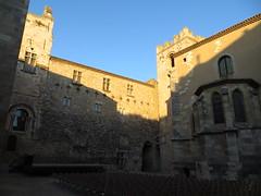 Patio de la Magdalena, Palacio Arzobispal, Narbona (kakov) Tags: narbonne narbona palacioarzobispal palaisdesarchevques languedocroselln siglo xiii xiv century 13th 14th gtico gothic