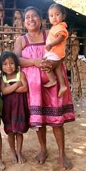 Amuzgo Mother Mexico (Teyacapan) Tags: amuzgo mexico guerrero skirt
