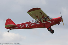 G-DTUG - 2011 build Wag-Aero Super Sport (Cuby), departing from Sywell during the 2015 LAA Rally (egcc) Tags: 2015laarally bullock cuby egbk gdtug laarally lightroom northampton orm pfa10814026 supersport sywell wagaero